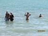 Un baño en el Golfo de Méjico