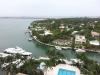 Vistas desde el apartamento donde estamos, Miami