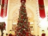 La decoración de Navidad en los centros comerciales es como en Europa
