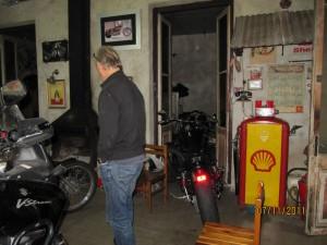 Taller motos Montevideo, Uruguay