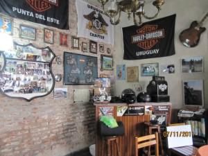 detalles taller de motos Harley Montevideo, Uruguay
