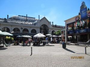 Asado en el Mercado Central de Montevideo, Uruguay