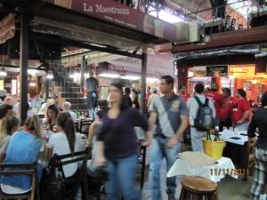 Mercado Central de Montevideo, Uruguay