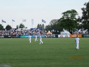 Partido Polo La Dolfina vs Ellerstina, Buenos Aires, Argentina