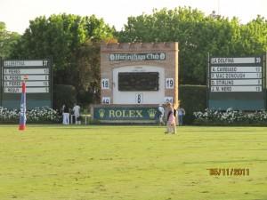 Resultado partido de Polo La Dolfina vs Ellerstina, Buenos Aires, Argentina