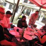 Reunión de Harley Davidson en Punta del Este, 2011