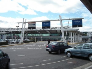 Aeropuerto de Ezeiza, Buenos Aires, Aregentina