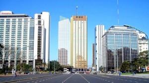 Avenida del Libertador, Buenos Aires, Argentina