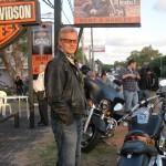 Reunión de motos Harley Davidson en Punta del Este 2011