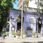 Francis restaurante, Montevideo