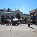 El mercado del puerto, Montevideo