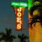 Joes Stone Crab, MIami Beach