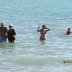 Florida Keys, un baño en el Golfo de Méjico