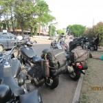 Encuentro Harley-Davidson en Punta del Diablo, 2014
