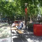 Vacaciones en Montevideo, Sudamércia