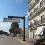 Hotel Los Tilos, Azul