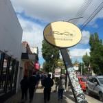 Roco restaurante, Rio Gallegos