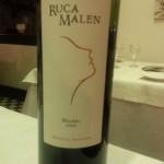 Ruca Malen, Malbec 2009