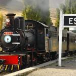 Tren La Trochita, Esquel