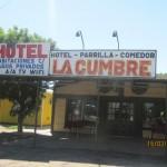ruta en Harley por el Sur de Argentina