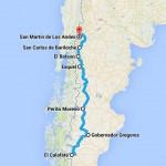Ruta al Fin del Mundo, de El Calafate a San Martín de los Andes