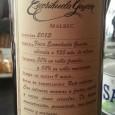 Escorihuela Gascón, Malbec está elaborado en las bodegas del mismo nombre, situadas enBelgrano 1188, esq. Pte. Alvear, Godoy Cruz (5501) Mendoza, Argentina. El vino es excelente, muy rico. Lo hemos […]