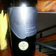 Pizzorno Tannat reserva 2011 al principio, saboreando el vino sin más, resulta muy fuerte y ácido sin embargo a la combinación con la carne esta muy bueno.
