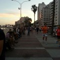La Rambla de Montevideo