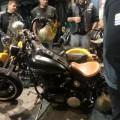 Reunión en la tienda Harley Montevideo