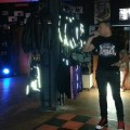 Presentador evento Harley Montevideo