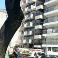 En las calles de Montevideo