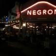 Negroni es un restaurante muy bien ambientado. La comida y los tragos no es que sean un 10 pero en conjunto, y sobre todo por su ambiente, es un lugar muy agradable en la noche de Montevideo.