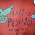 Cactus y Pescados es un restaurante muy acogedor en Manantiales, situado cerca del mar en la playa Bikini. Cocina excelente y un servicio atento y agradable
