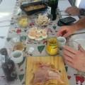 Comida tipica de Navidad Sueca