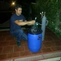 En Zárate, cerveza artesanal