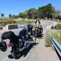 A la entrada al Cañón del Atuel